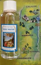 Holy water from blessed Jordan river location of  Baptism Site 100 ml, 3.38 Oz