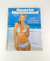 Sports Illustrated 2004 Swimsuit Desk Calendar Planner Ink Group By Date Works