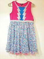 JOJO Siwa Dress Girls XL 14 16 Nickelodeon Jojo's Closet Sequins NWT Sleeveless