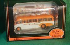 EFE Bus - Bedford SB Duple Vega 'Orange Luxury' #18701