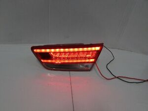 2016 2017 KIA OPTIMA GENUINE OEM RIGHT LED LID MOUNTED TAIL LIGHT TESTED D5