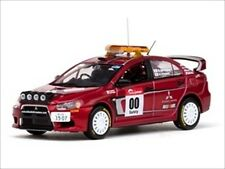MITSUBISHI LANCER EVOLUTION X #00 COURSE CAR 2007 1/43 MODEL BY VITESSE 43440