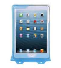 DicaPac WP-i20m Waterproof  Case Housing Clear Window for iPad Mini (Blue) NEW