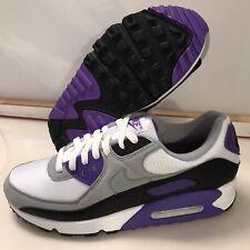 Nike Air Max 90 Edition Shoes CD0881 104 Hyper Grape White Black Sz 9