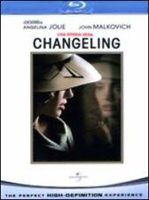 CHANGELING  BLU-RAY    THRILLER