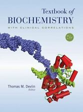 Textbook of Biochemistry with Clinical Correlations, , Good Book