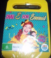 The Wiggles Dial E For Emma (Australia Region 4) ABC Kids DVD – New