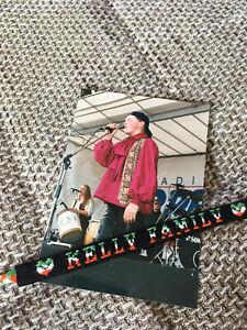 Kelly Family Foto Streetlife Paddy Original vom Negativ