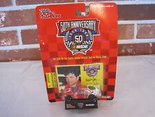 1998 Nascar 50Th Anniversary 1:64 Scale Diecast Replica Car-Michael Waltrip