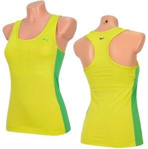 PUMA Tank Top [With Sports Bra ] Girl Gym Shirt Children Running Fitness Tennis