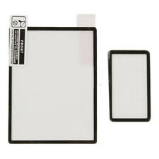 PRO Optical Glass Self-Adhesive Screen Protector For Nikon D800 DSLR + Info LCD