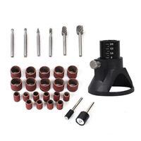 29pcs/set for Dremel Rotary Tool Mini Drill Woodworking Drilling Bit Accessories