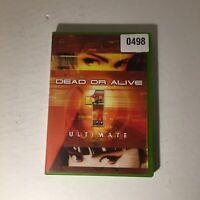 Dead or Alive 1 Ultimate (Original Xbox, 2004)  Microsoft