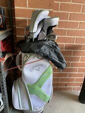 Callaway Solaire Golf set