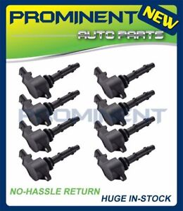 8 Ignition Coils UF535 Replacement for 2005-2010 Mercedes-Benz C230 C350 CL550