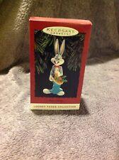 1993 Hallmark Keepsake Ornament Looney Tunes - Bugs Bunny QX541-2