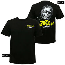 FAMOUS STARS & STRAPS Wanna Destroy T-Shirt Black S NEW