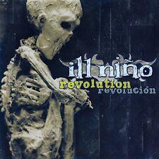 ILL NINO : REVOLUTION REVOLUCIÓN / CD - TOP-ZUSTAND