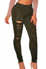 Denim Distressed L28 Jeans for Women
