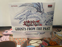 Yu-Gi-Oh! Ghosts From The Past Sealed Display Box (5 Mini Boxes) NEW GHOST RARES