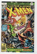 The X-Men #105  VF/NM  Cents Copy (Phoenix against Firelord)