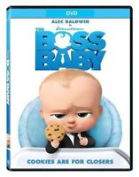 The Boss Baby (DVD, 2017) SHIPS IN 1 BUSINESS DAY WITH TRACKING!