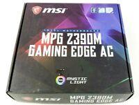 MSI MPG Z390 GAMING Pro Carbon LGA 1151 HDMI USB 3.1 Motherboard READ