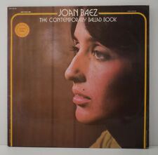 JOAN BAEZ Contemporary Ballad Book VINYL 2 LP 33 TOURS Disque Vinyle VSD 49 1974