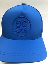Authentic G/Fore Circle G Performance Golf Hat Cap 110 Flex Cobalt Blue Sweet!