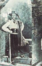 Nostalgia Postcard Actor Rudolph Valentino 1921 Reproduction Card NS51