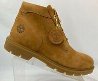 Timberland Classic Waterproof Chukka Wheat Nubuck Men's Size 12 M