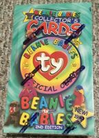 Ty Beanie Babies Collectors Cards Series 3 2nd edition sealed box 1999