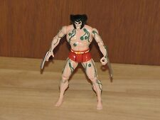 1992 Marvel Weapon X Wolverine Figure