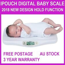 New Digital Infant Baby Pet Scale with Hold Function XL Platform 20KG Free Post!