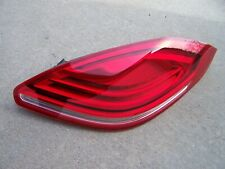 2014-2016 Porsche Panamera Full LED Tail light Right OEM Taillight Lamp 970 Red