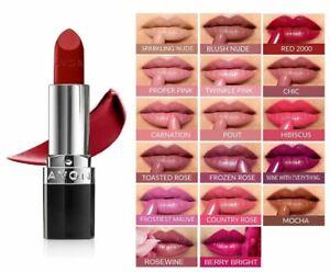 Avon True Colour Lipstick Various Shade Brand New