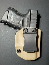 Glock 26/27/33 FDE Kydex OWB Right Holster Quick Ship Made in the USA