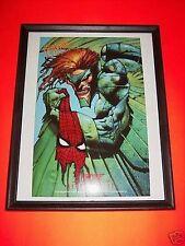 Fleer Ultra Spiderman 95' Ultraprints Vulture (Bisley)