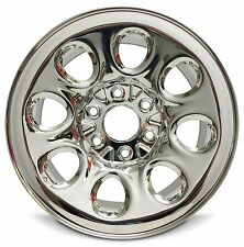 New 2005-2013 Chevrolet Silverado 1500 17 Inch 6 Lug Chrome Wheel 6-139.7 Rim