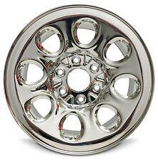 New 2005-2013 Chevrolet Silverado 1500 17 Inch 6 Lug Chrome Wheel/6-139.7 Rim