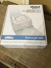 iRobot Braava Jet 240 Mopping Robot App Enabled Precision Jet Spray