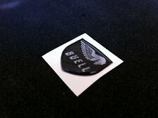 1 Adhésif Résine Autocollant 3D BUELL écusson 70 mm