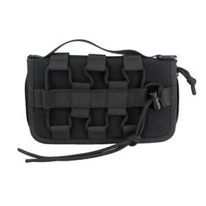 Tactical Men's Wallet Outdoor Travel 1000D Wallet Pouch ID Cards Key Hand Bag
