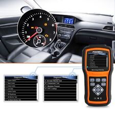 NT630 ABS Airbag SRS SAS Reset OBD2 Code Reader Auto Engine Diagnostic Scan Tool