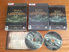 Lord of the Rings Battle for Middle Earth 2 PC Collectors Edition