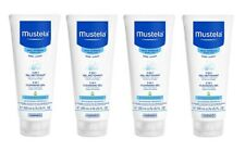 Mustela 2 in 1 Cleansing Gel for Hair and Body, 6.76 Oz (Pack of 4)