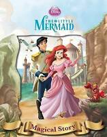 """""""AS NEW"""" Disney Little Mermaid Magical Story with Lenticular Front Cover, Disney"""