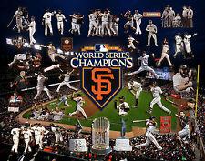 2010 SAN FRANCISCO GIANTS 8X10 TEAM PHOTO BASEBALL PICTURE  WORLD SERIES CHAMPS