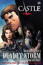 Castle: Richard Castle's Deadly Storm [Paperback] [May 14, 2013] Castle, Richa..