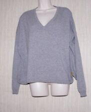 Paul & Joe Sister 100% Wool Oversize V Neck Women Sweater Pullover Size:4